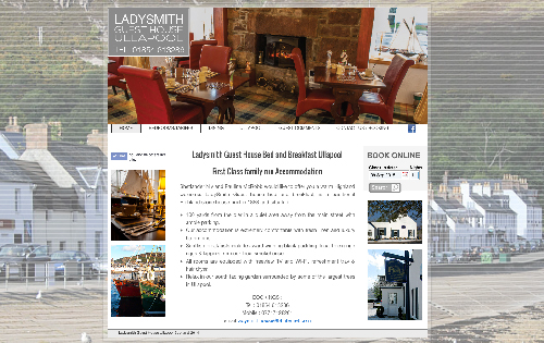 LADY SMITH GUEST HOUSE ULLAPOOL