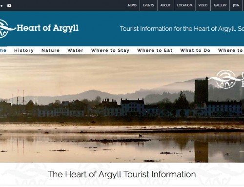 The Heart of Argyll Tourist Information